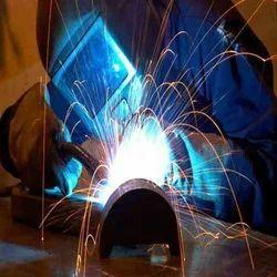 SS CNC Component Fabrication Service