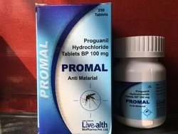 Proguanil Tablets, Packaging Type: Bottle And Blister