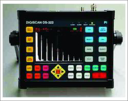 Digital Ultrasonic Axle Tester