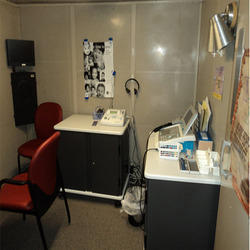 Audiology Test Rooms