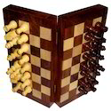 Wooden Magnetic Chess