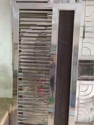 Fancy Steel Door