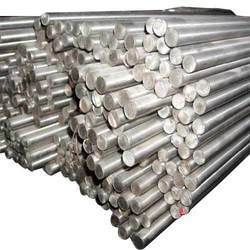 202 Stainless Steel Round Bar for Construction, Length: 3 & 6 m