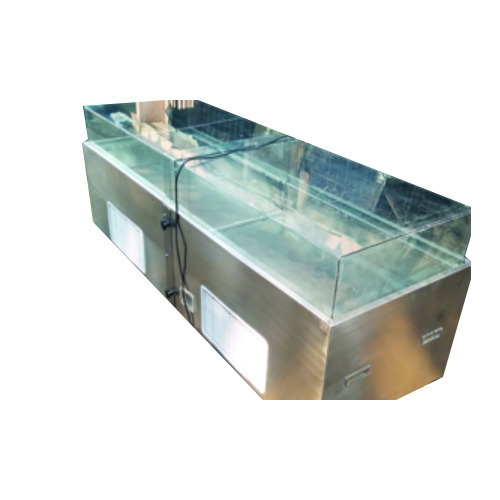Electric Ice Box Ac Coffin Dead Body Freezer Box