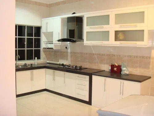 Pvc Modular Kitchen Cabinet पीवीसी किचन कैबिनेट रसोई के