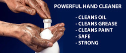 Hand Cleaner Soil Remover Heavy Duty