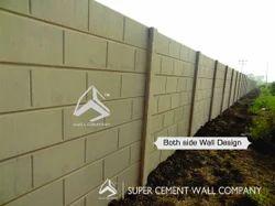 Wall Boundary Wall