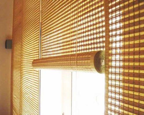Chick Blinds Office Curtain Blinds Tri Nagar Delhi