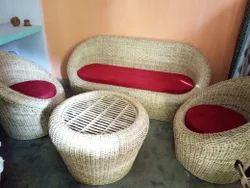 Cane Aplle Bunai Sofa Set