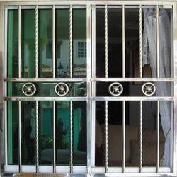 Stainless Steel Window Grills Ss Window Grills Suppliers