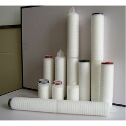 Polypropylene Pleated Filter Cartridge