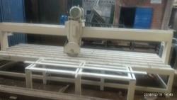 Bridge type automatic Edge  Cutting Machine