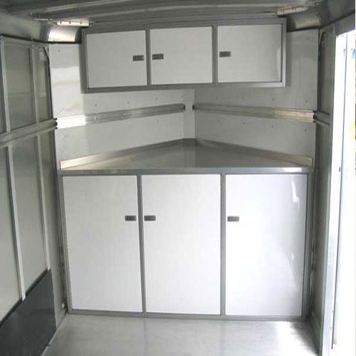 Aluminium Modular Kitchen At Rs 1100 Square Feet: Aluminium Modular Kitchen At Rs 350 /square Feet