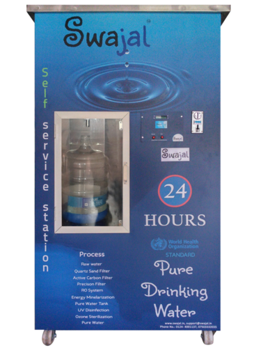 Swajal Water Vending Machines Rs 390000 Unit Swajal