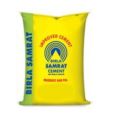 Birla Cement, Grade: Ppc, Opc, Packaging Size: 50 Kg