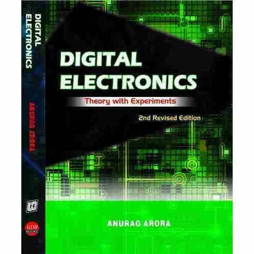 Electronic book digital