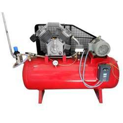 0.5 to 25 hp Single Stage Air Compressor