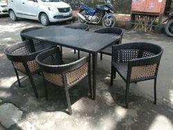 Synthetic Garden Table