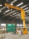 Pillar Mounting Jib Crane