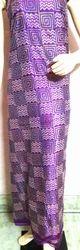 Tussar Dye Block Kantha Stitched Kurti