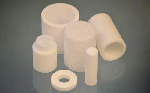 Porous Ptfe Teflon Filter Candles Sheets Rods Elements
