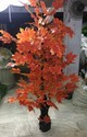 Hyperboles Orange Maple Artificial Tree
