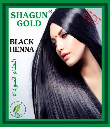 Shagun Gold Herbal Black Henna At Rs 400 Kilogram Herbal Black