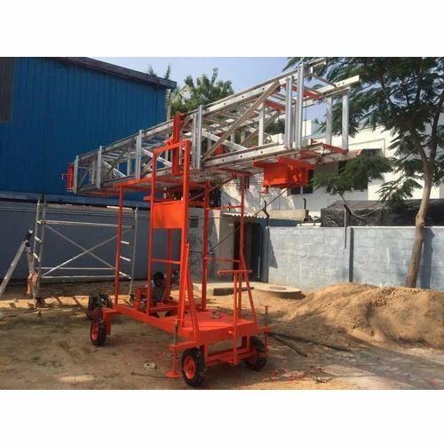 Manufacturer of Scaffolding & Tiltable Mobile Tower ...