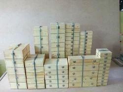 Simple Pinewood Jewellery Box