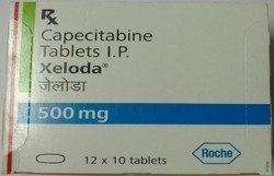 Capecitabine 500 mg Tablets