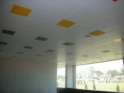 Metal False Ceiling Panel