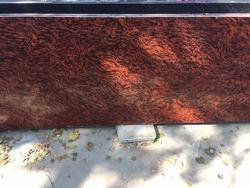 Skin Red Flooring Granite, Thickness: 20-25 & >25 mm