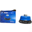 Yorker Twisted Steel Cup Brush