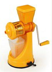 Plastic Fruit Juicer - 6 Colors