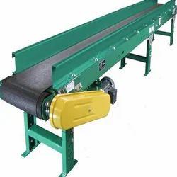 Material Handling Equipment - Flat Belt Conveyors Manufacturer from