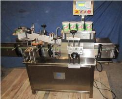 Jar Labeling Machine