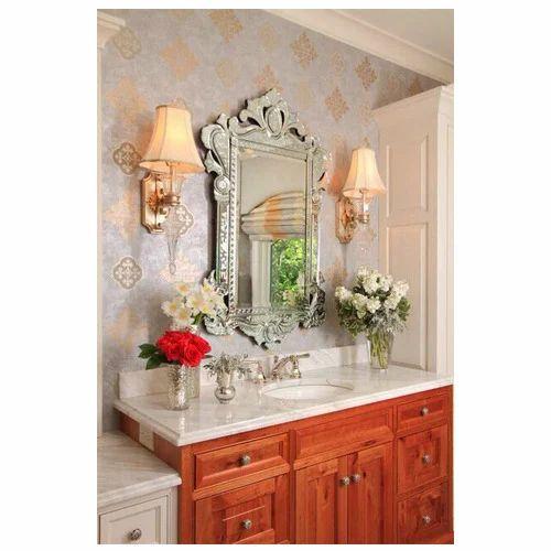 Bathroom Venetian Mirror