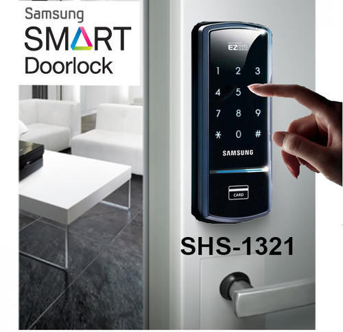 Samsung Digital Door Lock सैमसंग डिजिटल लॉक Ace