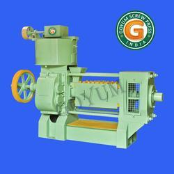 Vegetable Seed Oil Extruder Machine