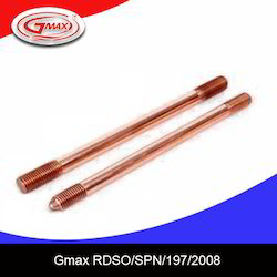 Gmax RDSO/SPN/197/2008 Copper Bonded Rods