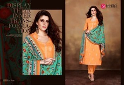 Simayra Cotton suit