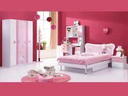 Wooden Kids Bedroom Set