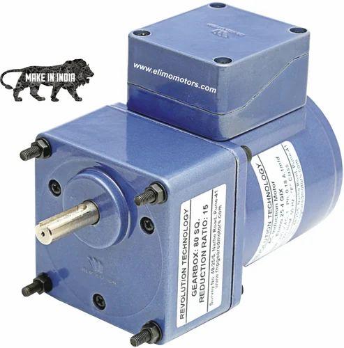 Single Or Three Phase 8.3 ~500 Rpm AC Gear Motor : 25 Watt