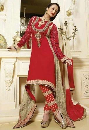 Wedding Salwar Kameez - Ladies Wedding Dresses Wholesale Trader ...