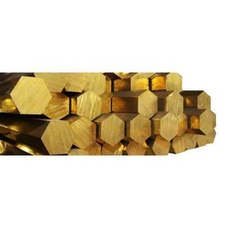 Brass Hex Bar