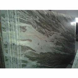White Green Marble Stone