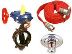 Fire Fighting Equipments Solution