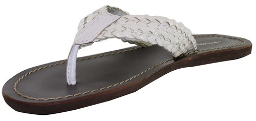 196bea5a0d92 Women s Handcrafted Woven Genuine Leather Sandal (SUMMER SEA at Rs ...