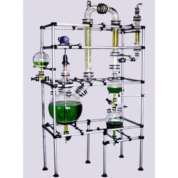 Reflux Distillation Unit