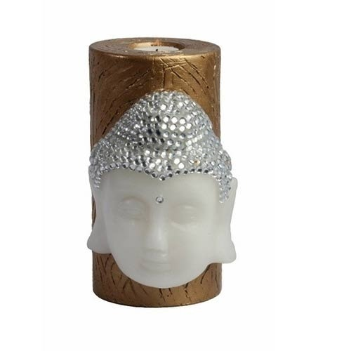 1cd1b92d4 Decorative Swarovski Buddha Candle at Rs 2300 /piece | Mumbai | ID ...